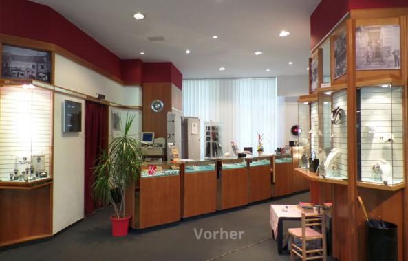 juwelier brose berlin spandau cathrin buesse innenarchitektur berlin. Black Bedroom Furniture Sets. Home Design Ideas